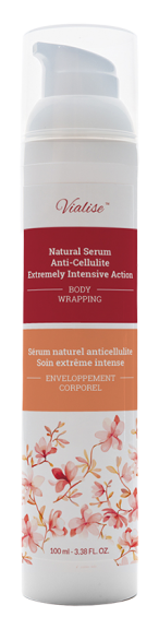 Serum antycellulitowe - Vialise Body Wrapping