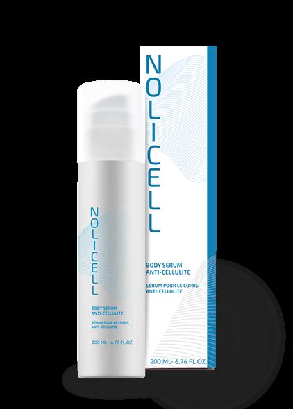 Krem na cellulit - Nolicell