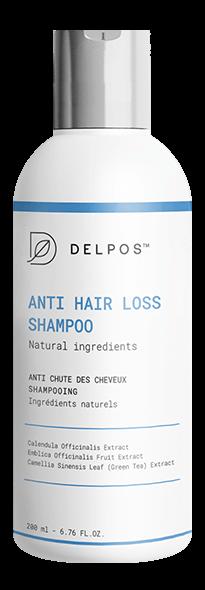 Delpos - szampon na wypadanie włosów